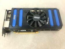 N660TI-2GD5/OC MSI GeForce GTX 660 Ti gddr5 192 bit hdmi dvi display port