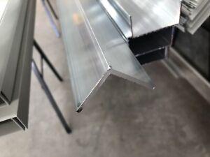 Aluminium Mill Finish Angle 40x40x3mm Extrusions 6.5m