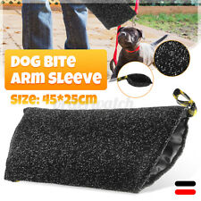 More details for dog bite sleeve training arm protection puppy young dog suit handle safety