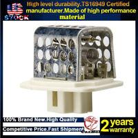 Heater Blower Motor Resistor For 1997 1998 1999 2000 2001 Jeep Cherokee Wrangler