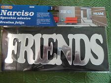 Specchio a Parete scritta Friend - Idea Regalo per amici fidanzata San valentino