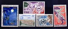 SENEGAL 530-539 MnH  Cv € 13.10 verschillende various, verschieden see scan 1086