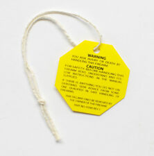 Colt Yellow Hang Tag for Colt Diamondback, Detective Special !!  Free Shipping