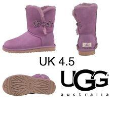 UGG Australia Womens Bailey Mariko Boots Geode Purple UK 4.5 BNWT 100% GENUINE
