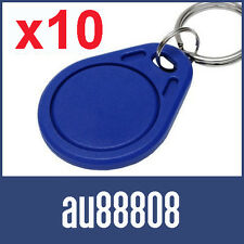 10 x UID CHANGEABLE WRITEABLE MF CLASSIC 1K S50 FOB ACR122U TAG IC 14443 14443A