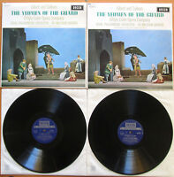 Yeoman Of The Guard Gilbert & Sullivan Sargent 2xLP NEAR MINT Decca SKL 4624-5