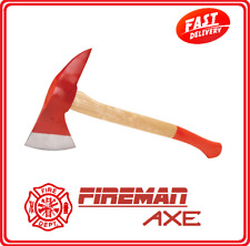 Axe Fireman Hatchet 2LB All-purpose Demolition Tool with pick spike for piercing
