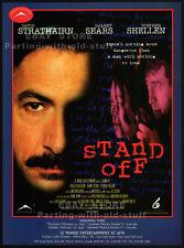 STAND OFF__Original 1995 Trade Print AD promo__DAVID STRATHAIRN__STEPHEN SHELLEN