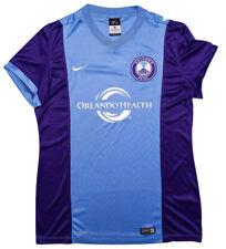 NIKE Orlando Pride NWSL Soccer Jersey Blue Purple Women's Large L