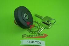 F3-33300226 Tappo Serbatoio Benzina Piaggio Poker  Benzina e Diesel Originale