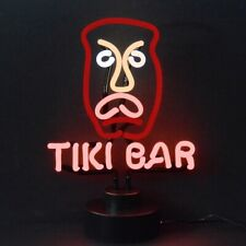 Tiki Bar Neon Sculpture by Neonetics   4TIKIB