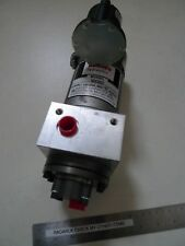 GENIE 112379 GT 12 volt Emergency down hydraulic motor pump scissor platform NEW