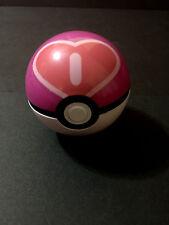 USA Seller POKEMON GO Pokeball Pop-up BALL Game Toy Ash Ketchu Love Ball
