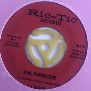 Real Humdinger - J.J.Barnes (Ric-Tic)