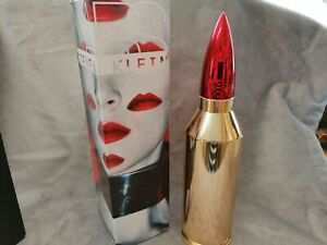 New in box Steven Klein lip pencil in gold and red bullet case.RRP £50