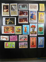 MIXED LOT VINTAGE WORLD POSTAL POSTAGE STAMPS LIBERIA POLAND CHILE TOGOLAISE