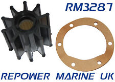 Impeller for Jabsco Pump, replaces #: 18777-0001, 22120-0001