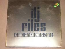 BOITIER 3 CD / THE DJ FILES / CLUB ANTHEMS 2011  / NEUF SOUS CELLO
