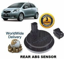 FOR TOYOTA YARIS 1.0 1.3 1.4DT  D4D  2005-12/2011 NEW REAR ABS SENSOR