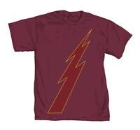 DC Comics Flash Earth 2 Symbol Mens Red T-Shirt
