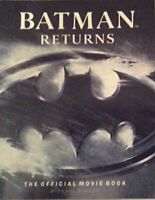 Batman Returns: The Official Movie Book by Singer, Michael Paperback Book The