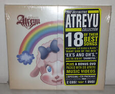 CD + DVD ATREYU - THE BEST OF - NUOVO NEW
