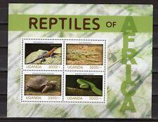 UGANDA -  2014 Reptiles of Africa  M2694A