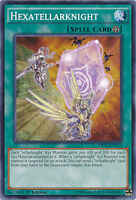 Hexatellarknight Common 1st Edition Yugioh Card MP15-EN173