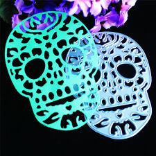 Skull Metal Cutting Dies Stencil Scrapbooking Card Paper Embossing Craft Decor