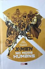 X-MEN NO MORE HUMANS OGN HC