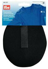 1 Paar Schulterpolster KH 7 formstabil weiß für eingesetzte Ärmel