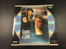 Shadows In The Storm Laserdisc