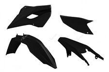 Husaberg FE 350 FE350 2013 2014 Plastic Kit Black Plastics HBG-NR0-400