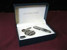 Pocket Knife (Multi-Tool), Gift Set Dl3 Gold Coast, Alloy Pocket Watch & Steel