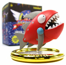 "Kidrobot x Sega SONIC THE HEDGEHOG Mini Series CHOPPER 3"" Vinyl Figure Blind Box"