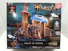 ThunderCats TOWER OF OMENS - Bandai Playset w Tygra Figure - Brand New & Sealed