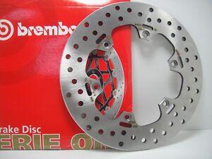 DISCO FRENO POSTERIORE BREMBO 68B40753 APRILIA RX EXTREMA 125 1989 1990 1991