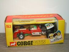 T.S. 9B Team Surtees in Italian Finish - Corgi Toys Whizzwheels 153 Box *34800
