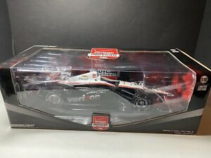 1:18 Will Power IndyCar Signed Diecast Car Verizon Racing Indy 500 Greenlight