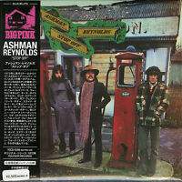 ASHMAN REYNOLDS-STOP OFF-JAPAN MINI LP CD F56