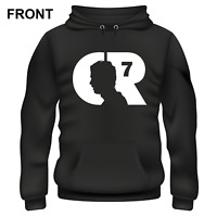 CRISTIANO RONALDO CR FOOTBALL HOODIE **DIFFERENT COLOURS AVAILABLE**