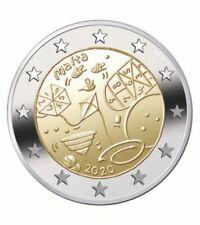 2 Euro Gedenkmünze Malta 2020 Spiele UNC aus Rollen VVK Vorverkauf presale
