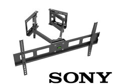 "Corner Full-Motion Articulating VESA TV Wall Mount Bracket Sony 50"" 55"" 60"" 65"""