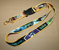 Gwent The Witcher 3 Deck Cards Game rare Collectible Lanyard from Gamescom 2016