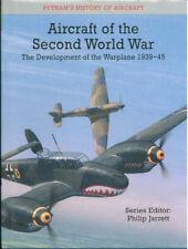 PUTNAM AIRCRAFT OF THE SECOND WORLD WAR HBDJ WW2 FIGHTERS BOMBERS ARMAMENT PROPU