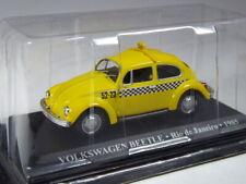 TOP: Altaya VW Käfer Beetle Taxi Rio de Janeiro 1985 in 1:43 in OVP