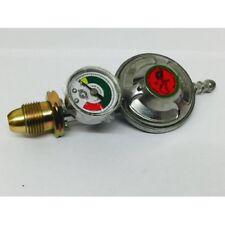 Regulador De Gas Propano Con Calibre