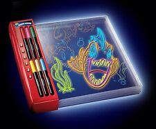 Crayola Glow Book Animation Light Glow Lighting Glowing Toy Boys Girls Ages 6+