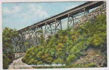 card - Penna R.R, Low Grade Bridge, Martic Forge, Lancaster, Pa (A165)