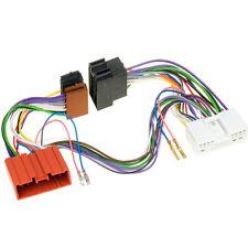 Radio Câble adaptateur ISO pour MAZDA 2 3 5 6 monocorps 323 626 bt50 cx-7 NEUF